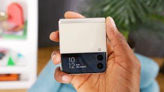 Samsung Galaxy Z Flip 3 Impressions: Design Refresh!
