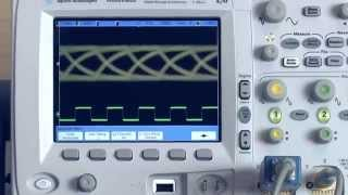 Generate a PRBS Signal using a Trueform Waveform Generator