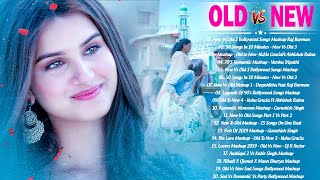 Old VS New Bollywood Mashup Songs 2021 // Old Romantic Songs Mashup/Hindi Songs 2021,Indian Mashup