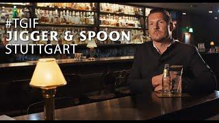 Schweppes #TGIF Jigger & Spoon Stuttgart