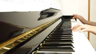 アイデンティティ:いきものがかり(ヤクルト「ミルミル」CM曲)フルバージョン【ピアノ・ソロ】