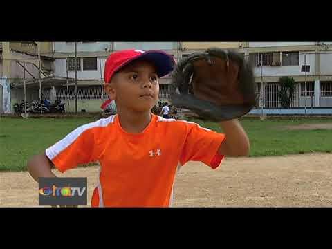 Conoces el beisbol menor de Caracas ?