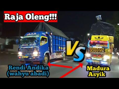 Rendi Andika(wahyu abadi) VS Madura Asyik apakah yang akan terjadi?apakah masih oleng?