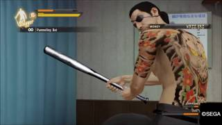 Yakuza 0 Finishing Moves