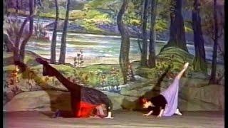 "Choreographer and Dancer Rashid Ahmedov Karacev (""Don Quixote"" - I) Gara Garayev"
