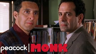 Monk Meets His Estranged Brother | Monk