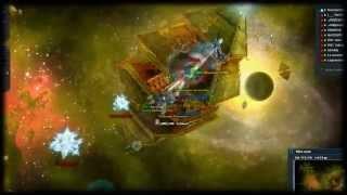 Darkorbit - 2 Generals vs VRU