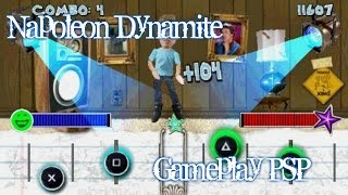 Napoleon Dynamite - Gameplay - English - PSP