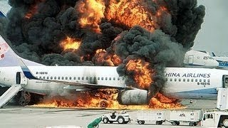 Plane Crash At San Francisco Airport - Boeing 777 Airplane
