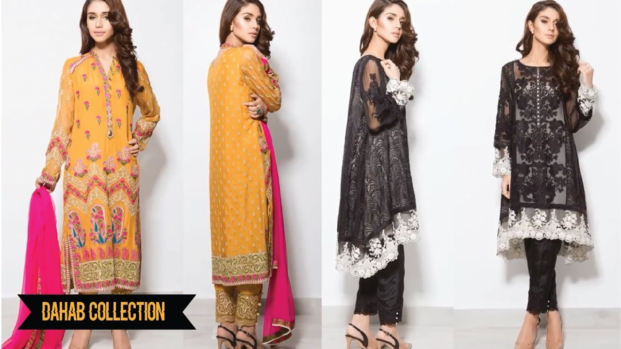Latest Kurti Design Kurti Designs 2017 2018 By Dahab