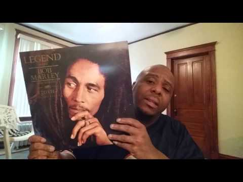 Bob Marley 30th Anniversary Vinyl/Legend