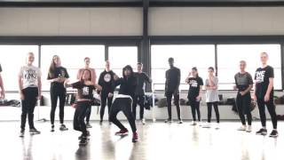 DJ Henry X ft Wizkid - Like This | @Anthonybenjaminofficial | Choreography Class video