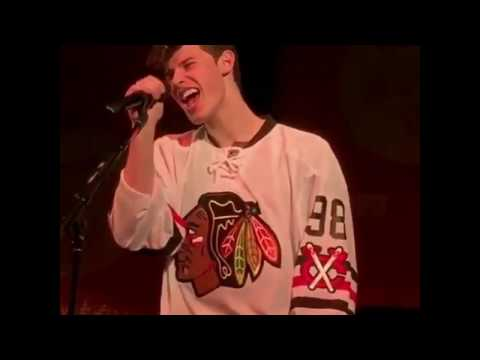 Shawn Mendes-Mercy live