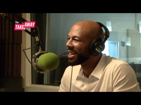 Rapper Common Interviewed on The Takeaway