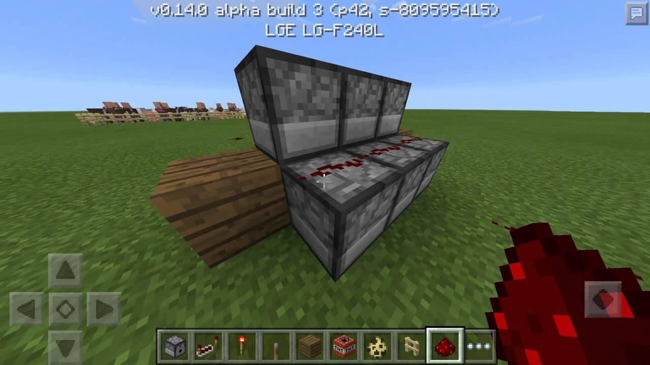 CHƠI NGU LẮM THIỆN ƠI :))) | Minecraft PE 0.14.0
