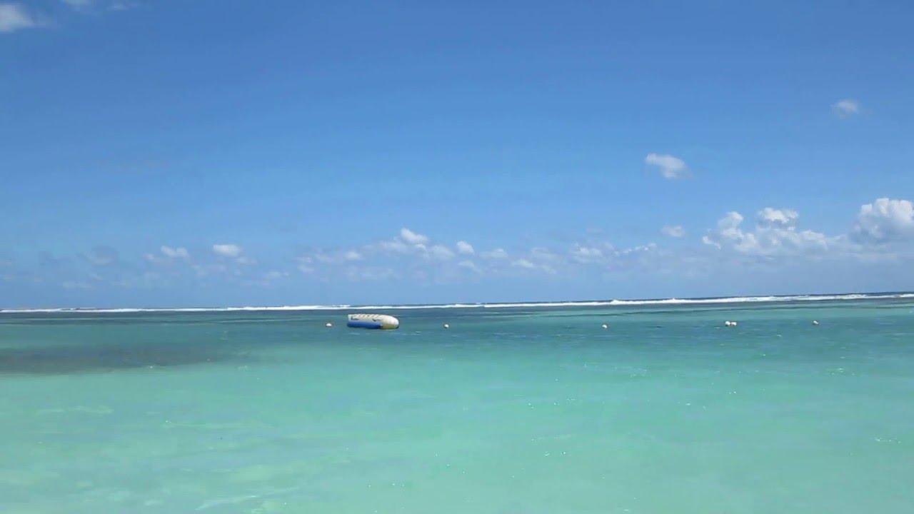Best Beaches In The World 2016 Mahahual Beach Mexico Youtube