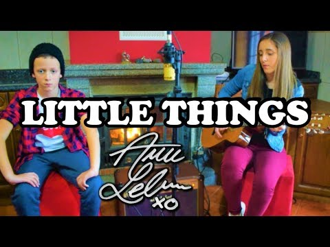 Annie LeBlanc - Little Things Cover