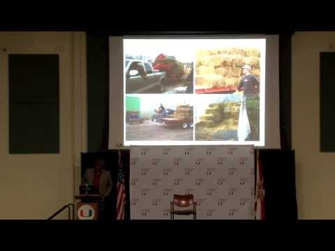 Will Allen at University of Miami: Growing the Good Food Revolution