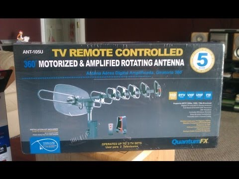 HD TV Antenna Cape Coral Florida Channels Available FTA Free