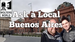 Visit Buenos Aires - Ask a Local & Day Trips from BA