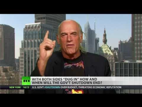 Jesse Ventura: Shutdown is 'despicable,' pardon Manning and Snowden