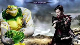 Killer Instinct Rash Online Matches #16