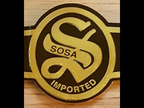 Sosa - Family Select No.1 cigar review