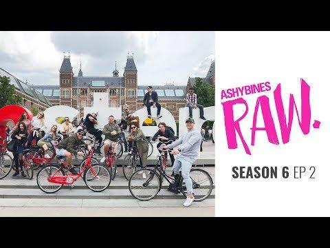 Ashy Bines Raw Season 6 Episode 2- Amsterdam