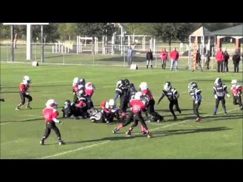 Keller Youth Football : 5-6 Year Old Mite Division - Keller Hogs Fall 2012