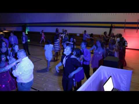 Oak Creek West Middle School 8th Grade Graduation Dance-Oak Creek, Wi. 6-6-14
