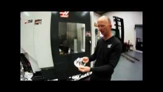 HAAS UMC750 Machining Centre - First one in Australia
