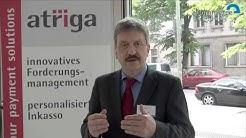Interview mit Christoph Ruoff von atriga zum Thema Inkasso