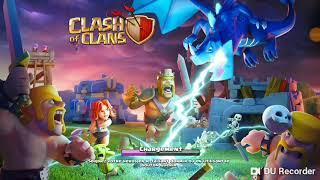 Petite présentation entre clash of clans modée et clash of clans normal (Spécial 100 abos) 1/3