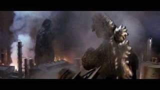 Godzilla vs. Mechagodzilla - You