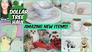 DOLLAR TREE HAUL OCTOBER 2018 AMAZING NEW FINDS