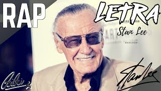 Rap De Stan Lee EN ESPAÑOL || Frikirap || CriCri :D (VIDEO LYRICS)