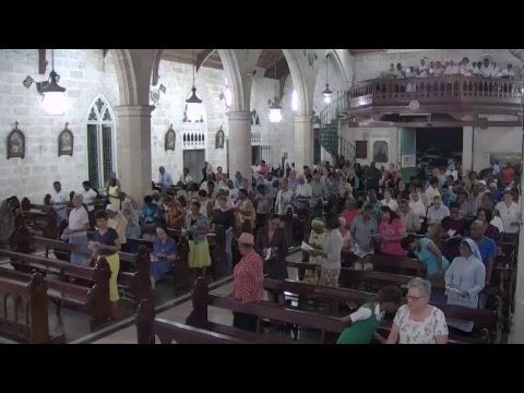 Diamond Anniversary Celebration Fr. Peter Clarke 15 May 2017