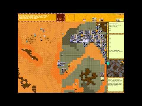 dune 2 The Golden Path - Harkonnen vs Ordos Long Game Multiplayer