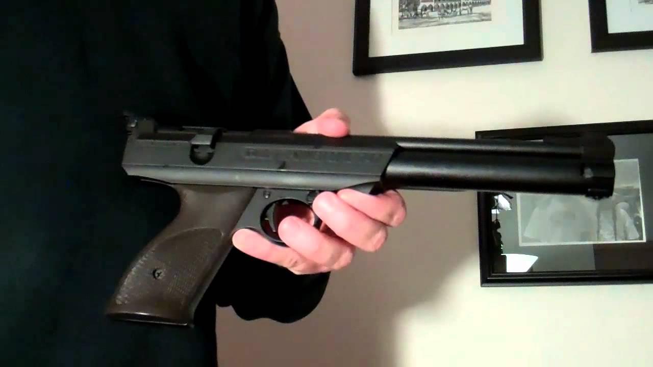 daisy power line 717 or 747 air pistol youtube rh youtube com