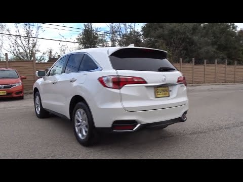 2018 Acura RDX San Antonio, Austin, Houston, Dallas, Boerne, TX A80254