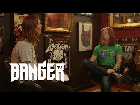 LOCK HORNS | LAMB OF GOD'S Chris Adler Interview (live stream archive)