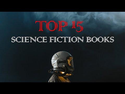 The 15 Best Sci-Fi Books I've Ever Read