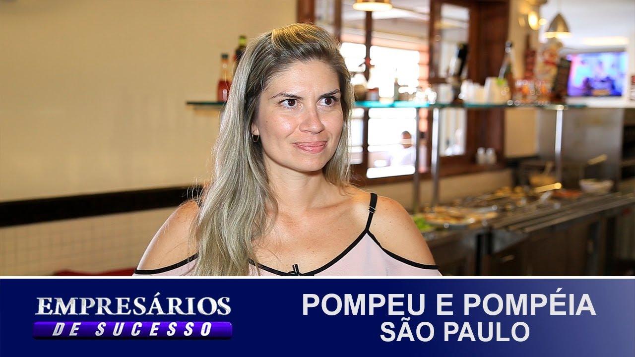 POMPEU E POMPÉIA, SÃO PAULO, EMPRESÁRIOS DE SUCESSO