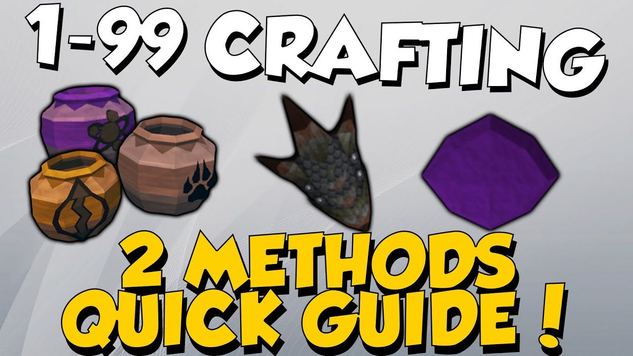 Rs Crafting Guide