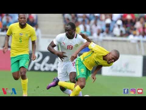 VOA Sports du 17 octobre 2017 : le Burkina Faso voit s'éloigner le Mondial 2018