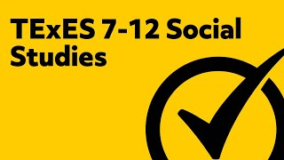 Free TExES 7-12 Social Studies (232) Test Study Guide