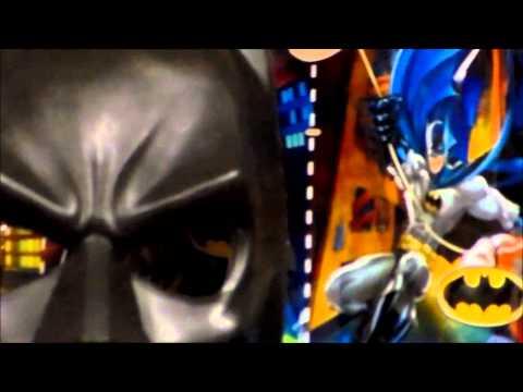 The Cape Creator: Batman