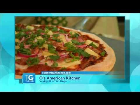 Delicious Sandwiches, Pizza & Breadsticks At O's American Kitchen