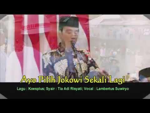 Lagu Jokowi Sekali Lirik Kolam Susu