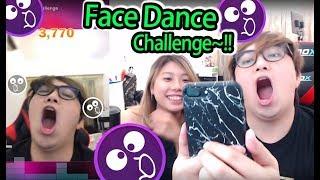 表情崩壞音樂Game! 鬼上身?!!『 Face Dance Challenge 』(Kz Phone)
